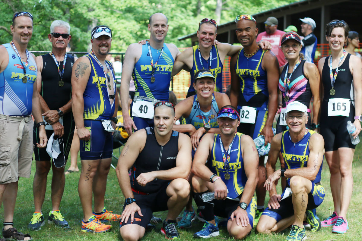Perfect Weather, High Turnout Provides Great End to Valpo Tri Tradition