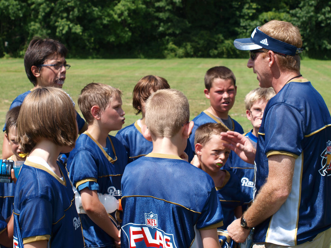 Buffalo Wild Wings Teaming with Boys & Girls Clubs of Porter County's NFL Flag Football League