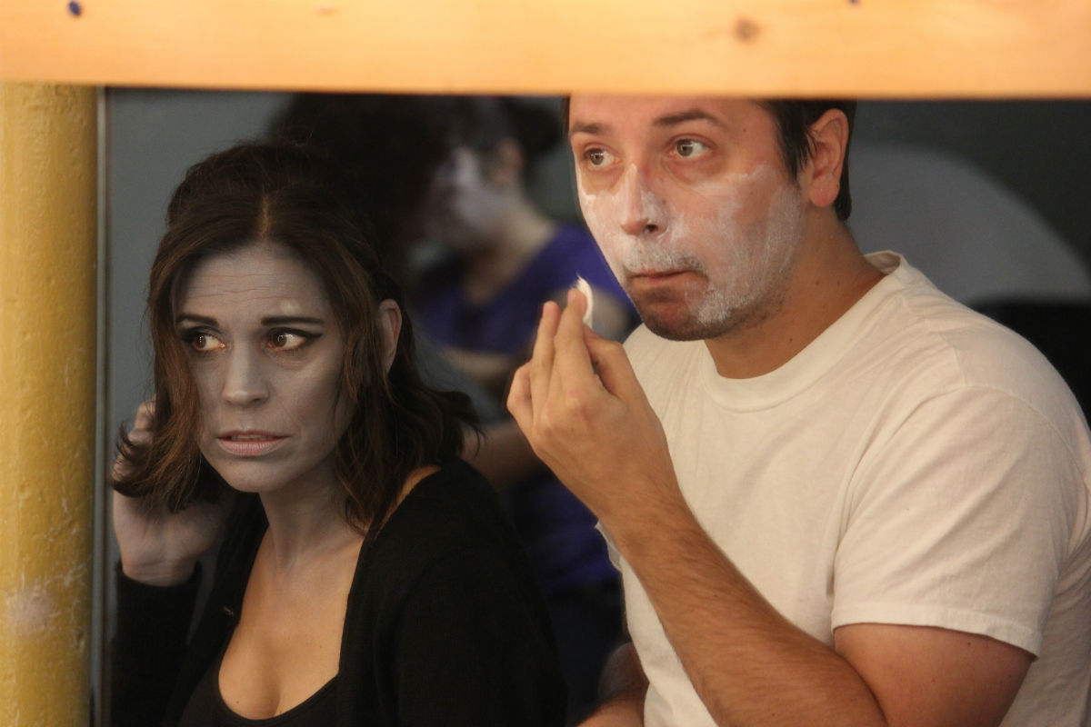 Night Of The Living Dead Arrives at Chicago Street Theatre