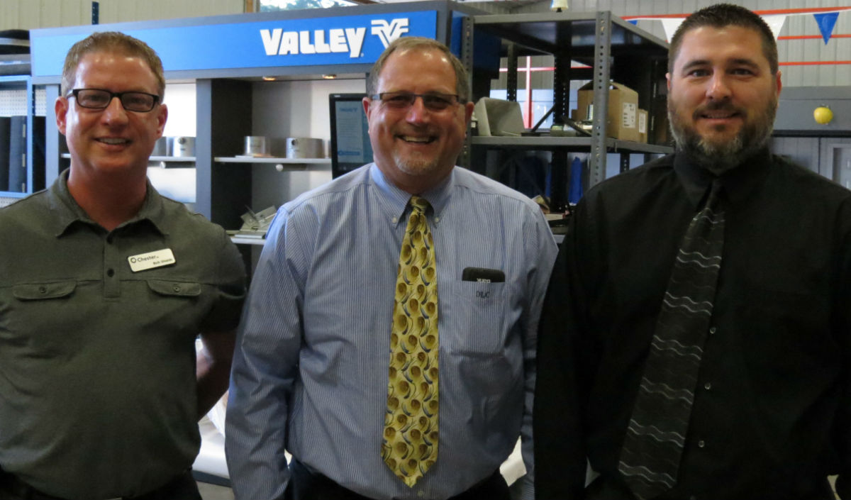 Chester Ag Systems Welcomes Community, Partners to 'Valley Days'