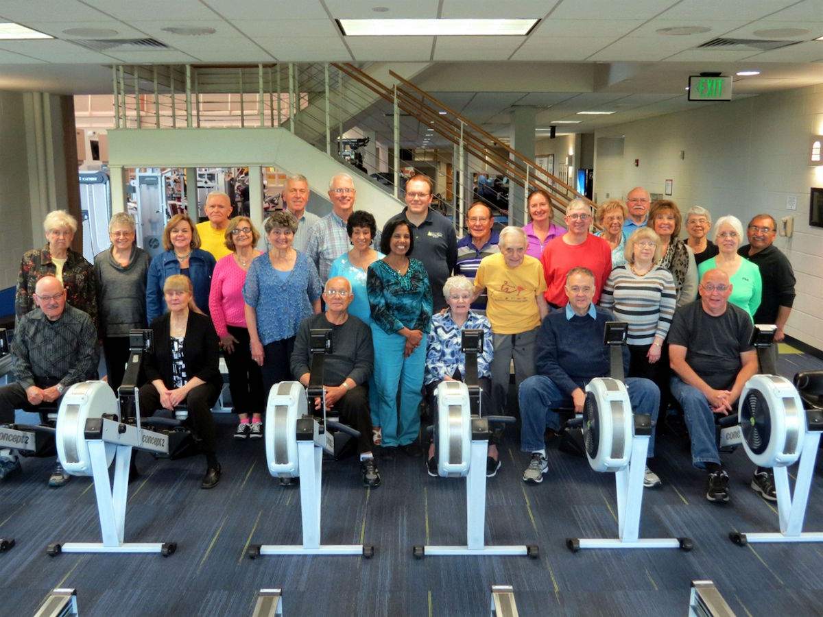 Community Hospital Fitness Pointe Members Row, Row, Row Their Way Into First Place Again, Seventh Consecutive Time in World Challenge