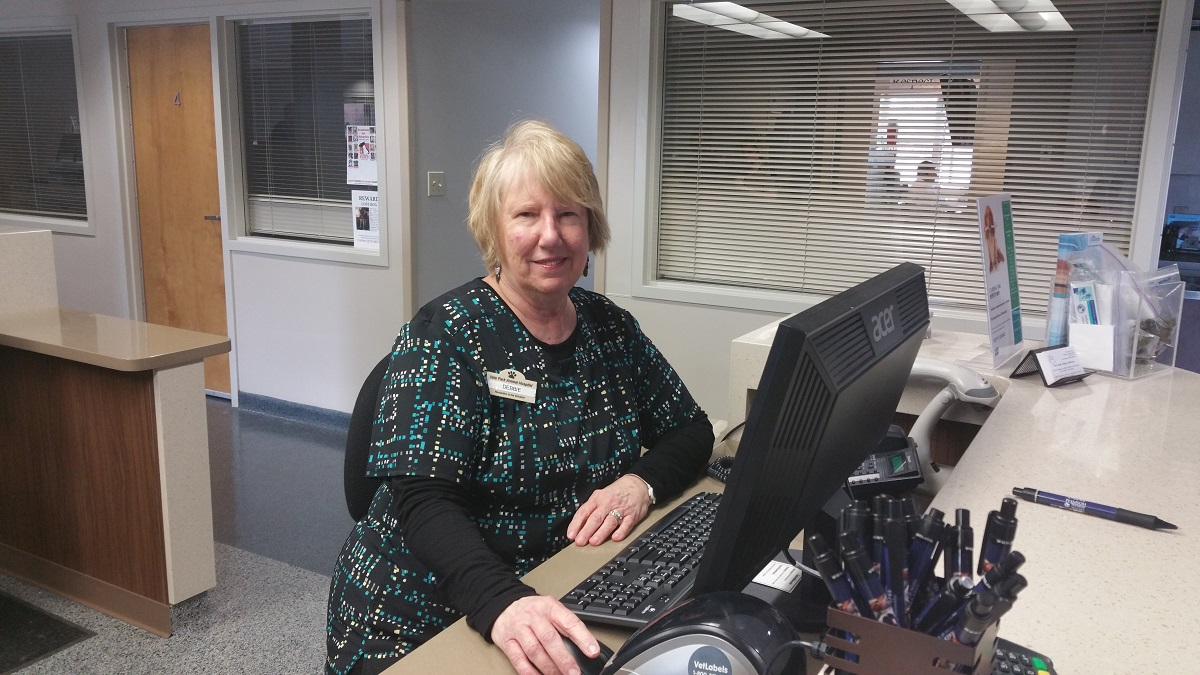 Share a Smile with Debbie Hanberry of Vale Park Animal Hospital