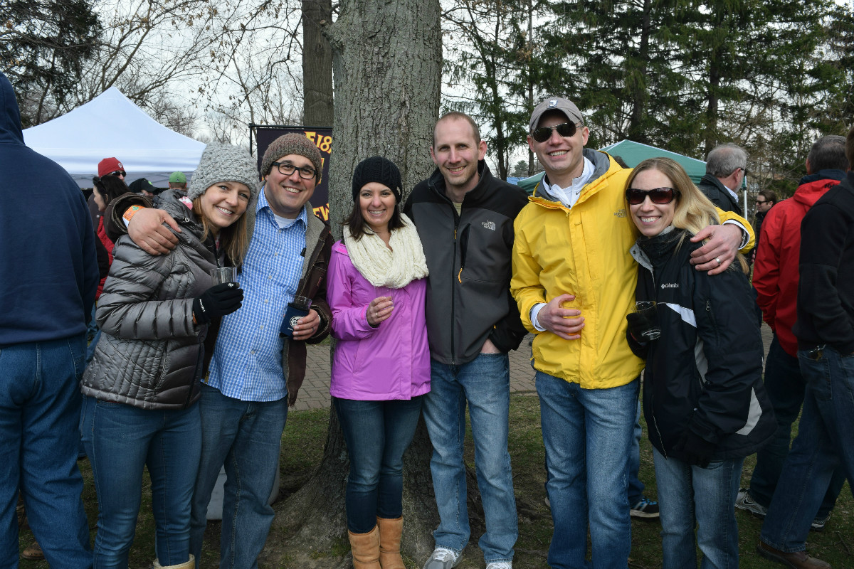 Duneland Chamber of Commerce Holds First Annual Corkscrew and Brew