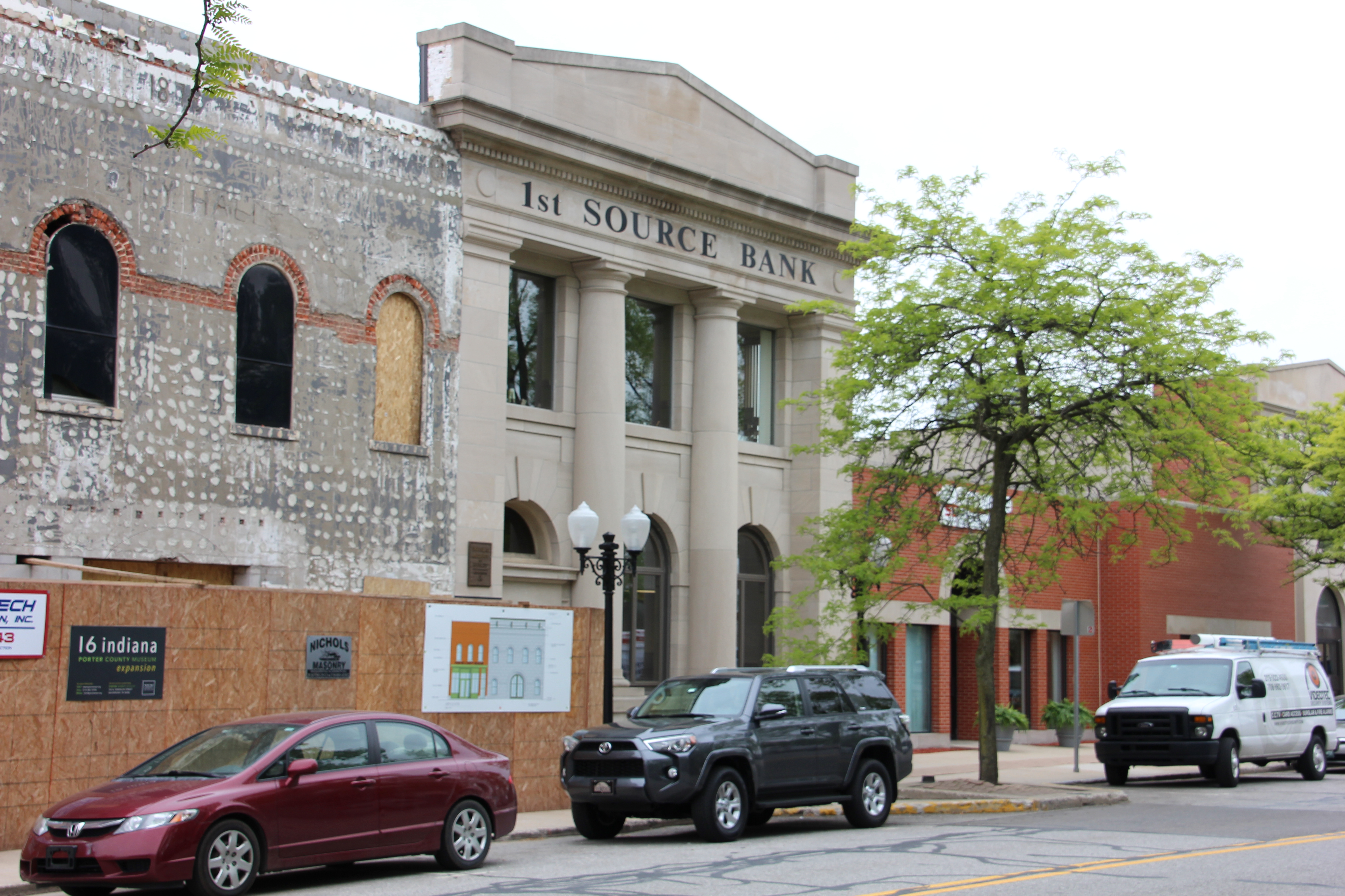 1st Source Bank Preserves Downtown History