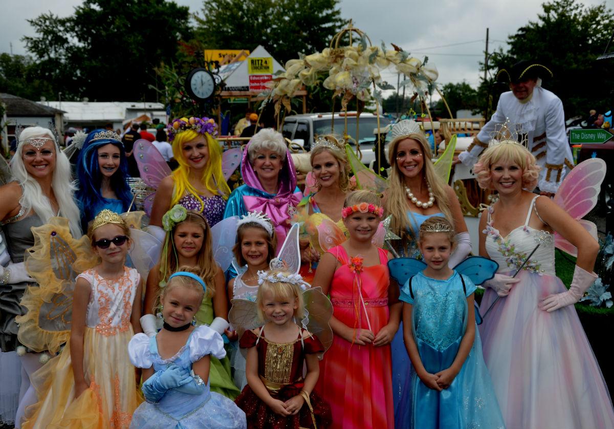 Flanagin's Bulk Mail Adds a Little Magic of Disney to Popcorn Festival