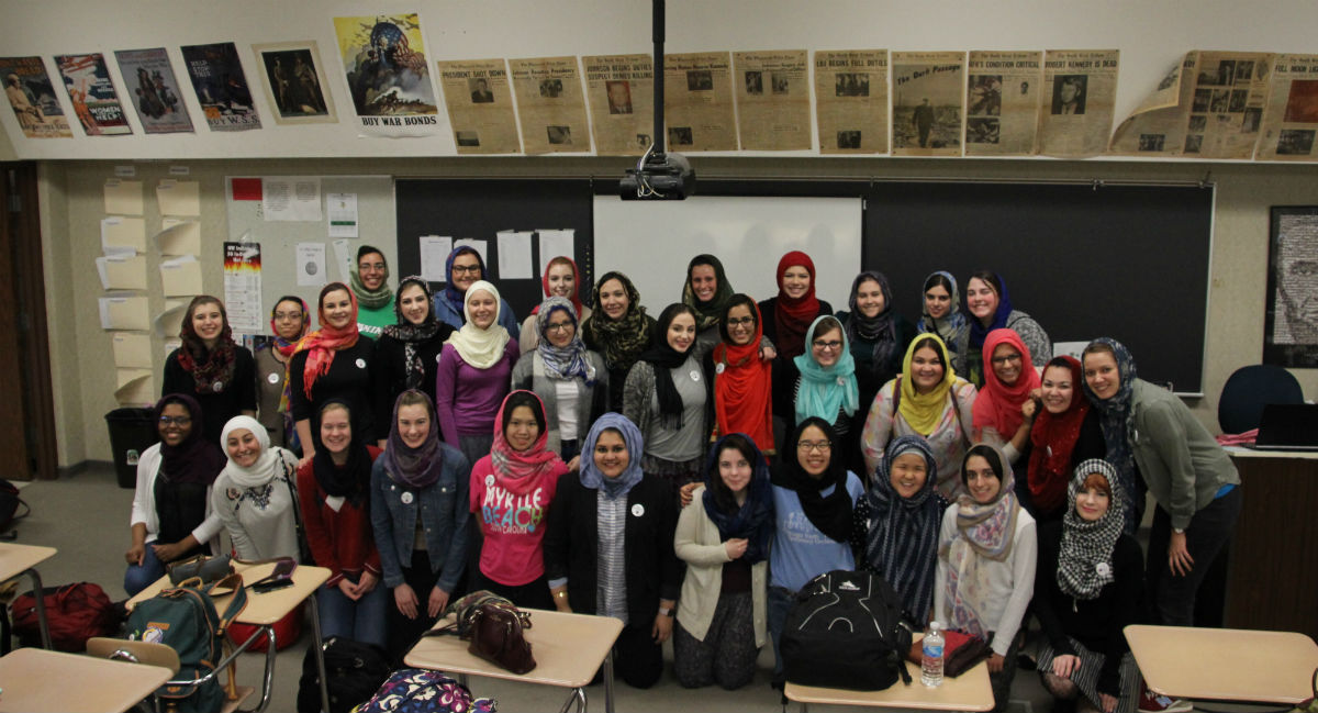 Valpo High School's 'Hijab Day' Provides New Perspective, Education, On Different Cultures