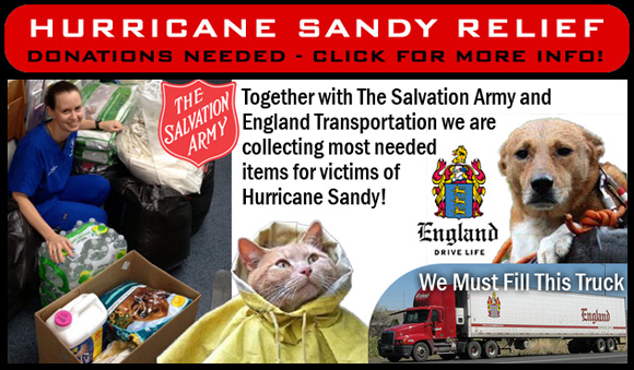 East Coast Salvation Army In Desperate Need of Food