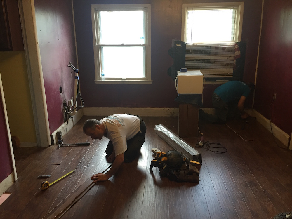 Rebuilding Together Gains Skilled Carpenters for 2016 Union Build Day