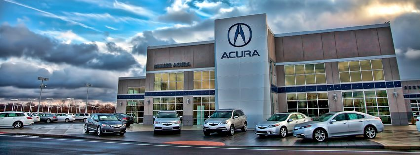 Muller Acura: Made in America