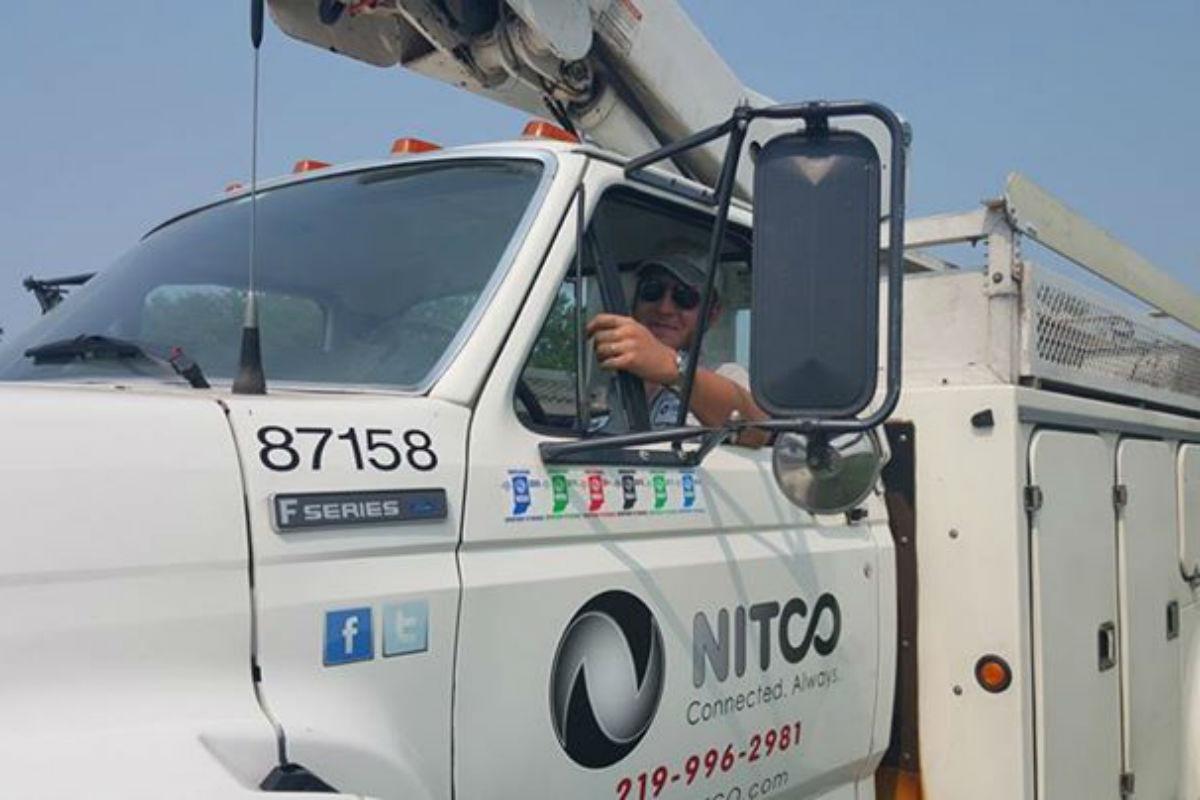 NITCO Brings High Speed Fiber Internet to Northwest Indiana