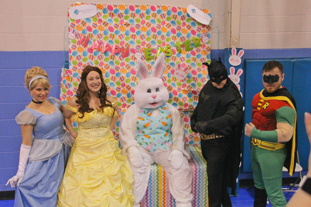 Kids Have A Blast At NorthShore Health Centers' 3rd Annual Easter Eggstravaganza