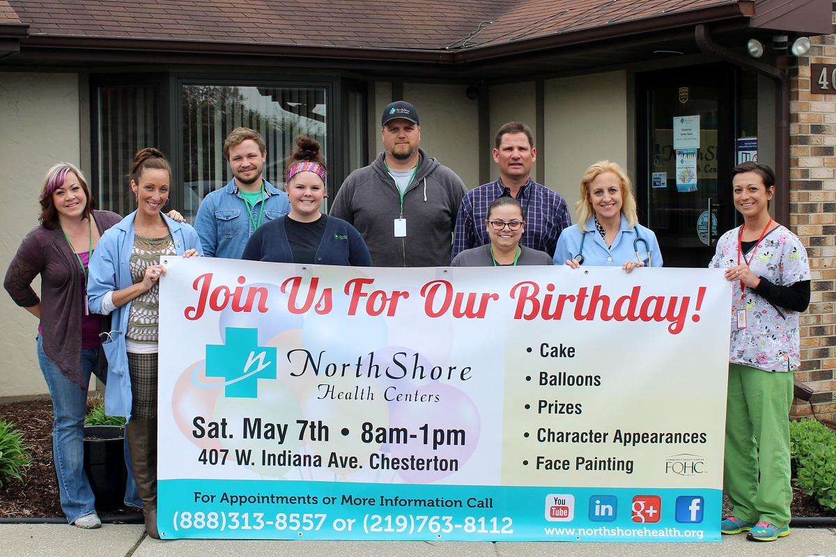 Chesterton NorthShore Center Celebrates One Year of Serving the Health of its Community