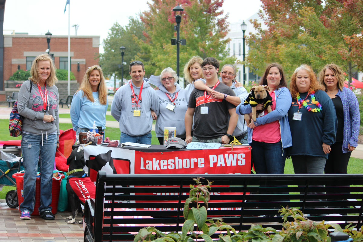 Lakeshore PAWS Costume Parade Was a Howling Success