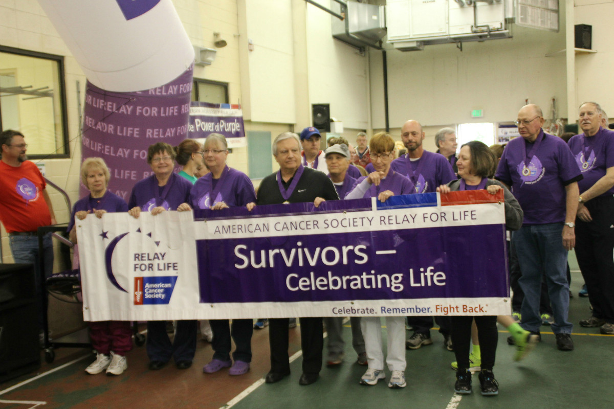 Survivors, Loved Ones, Caregivers and More Raise Funds for the American Cancer Society at 2016 Relay for Life