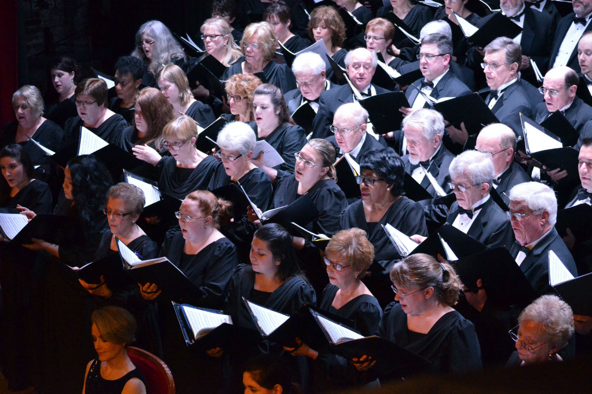 Valparaiso's Historic Memorial Opera House Hosts Evening of Classical Music, Featuring the South Shore Orchestra