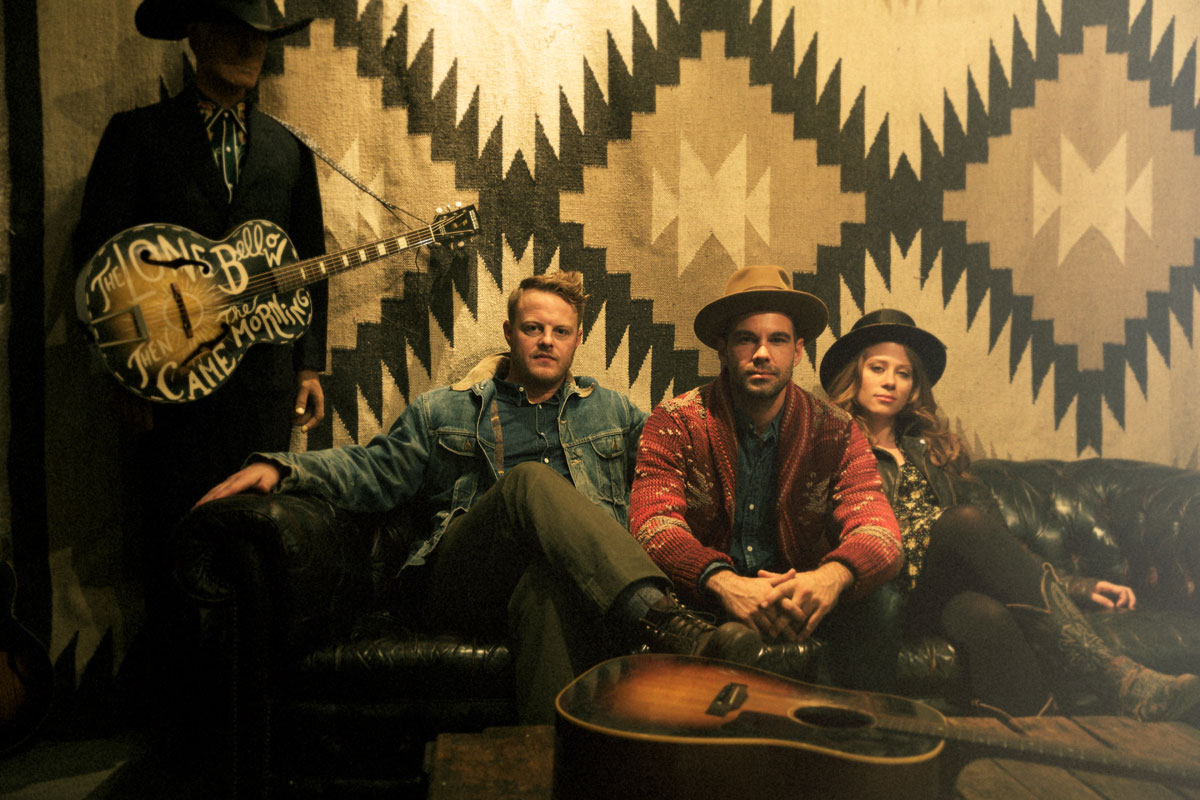 The Lone Bellow Prepares for Sold Out Memorial Opera House