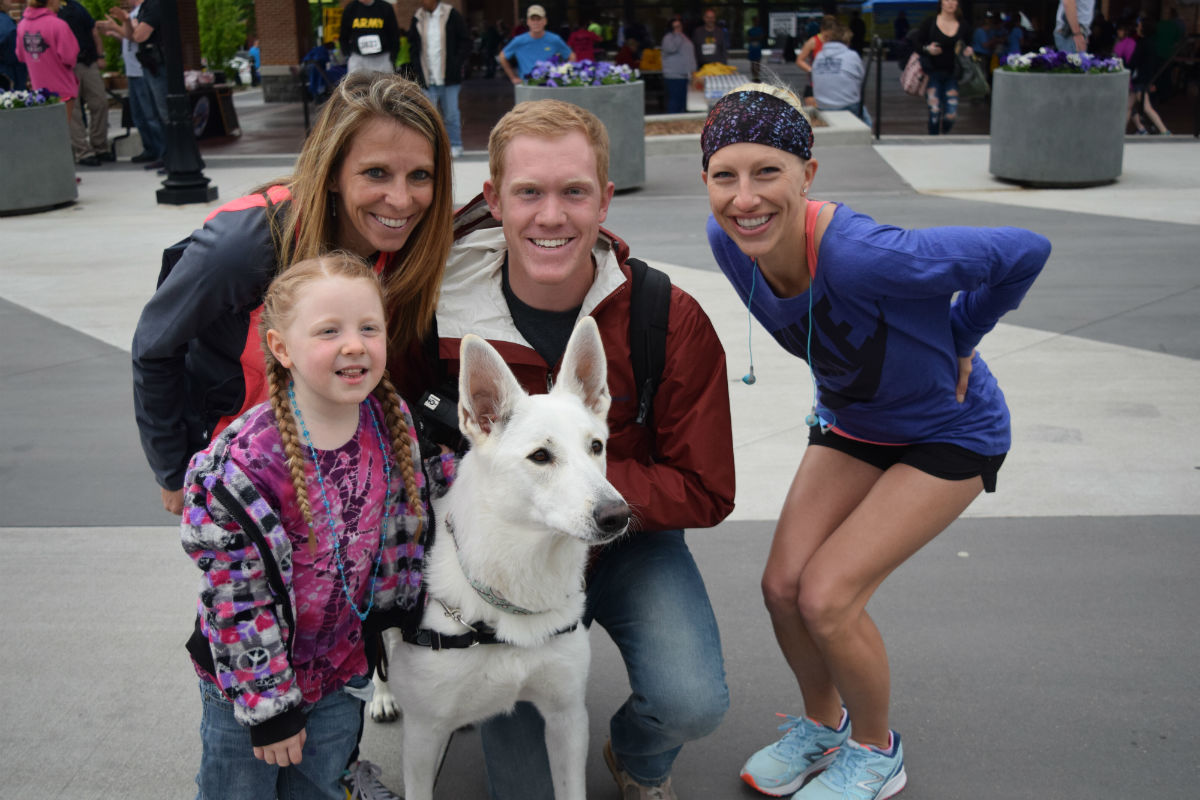 Community Comes Out to Support Four-Legged Officers at Valpo PD 5K-9