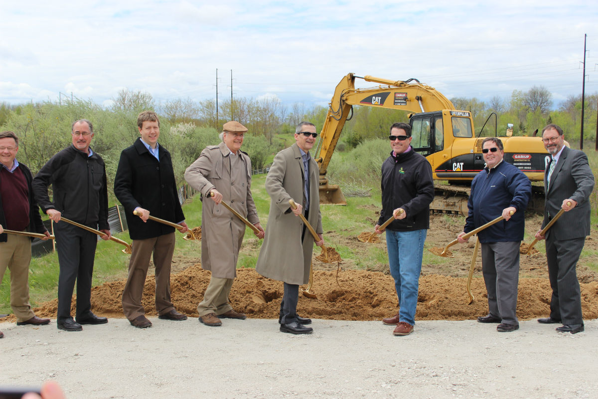 Valpo Parks Breaks Ground on Vale Park Pathway Project
