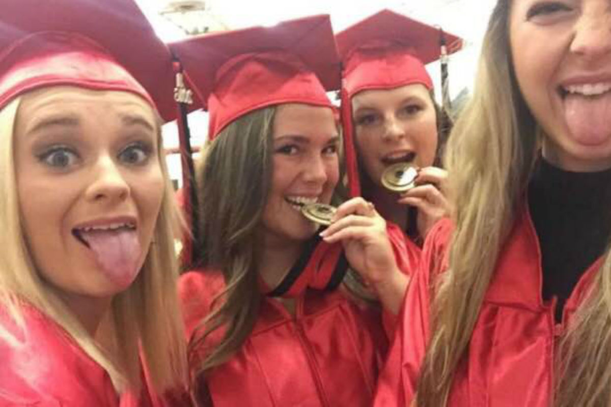 #1StudentNWI: Saying the Last Goodbyes at Washington Township High School