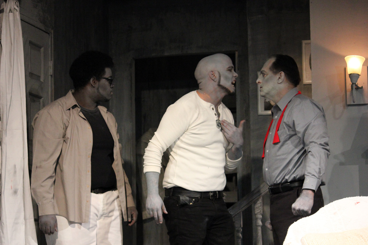 """Chicago Street Theatre Set to Bring in the Halloween Season with """"Night of the Living Dead"""" Production"""