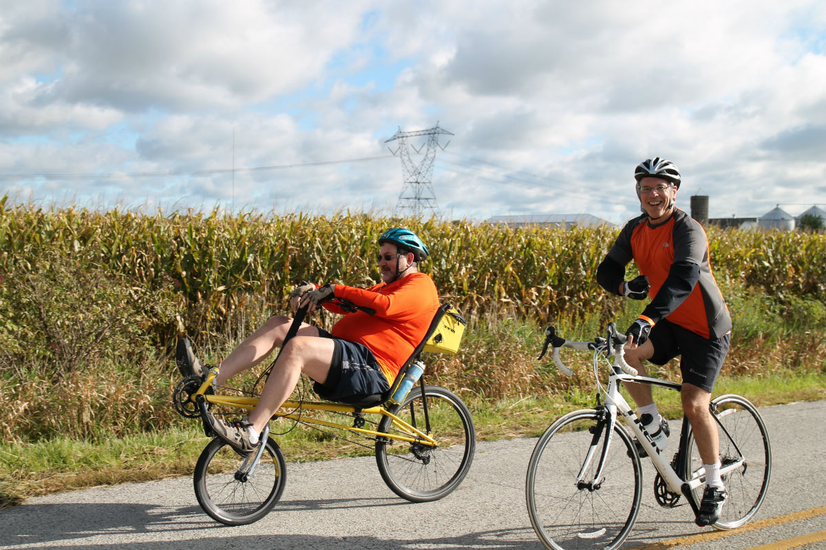 Active in NWI: Why Not Cycle?