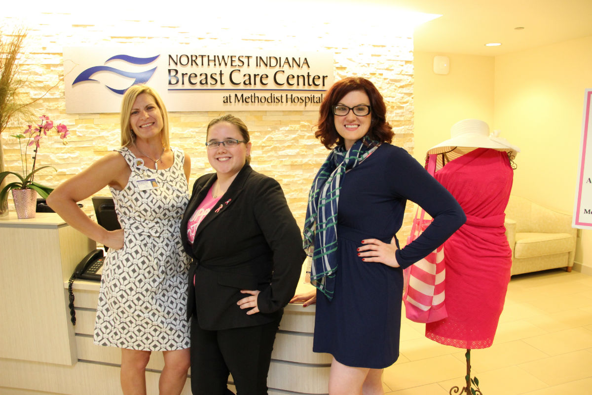 Healthy Night Out with the Girls Brings Women to the Northwest Indiana Breast Care Center at Methodist Hospitals