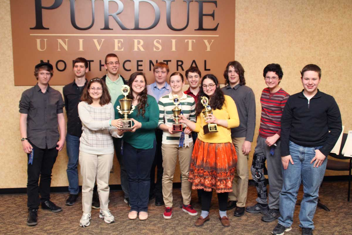 Purdue North Central Continues To Honor Scholastic Excellence At 2016 Academic Super Bowl Invitationals