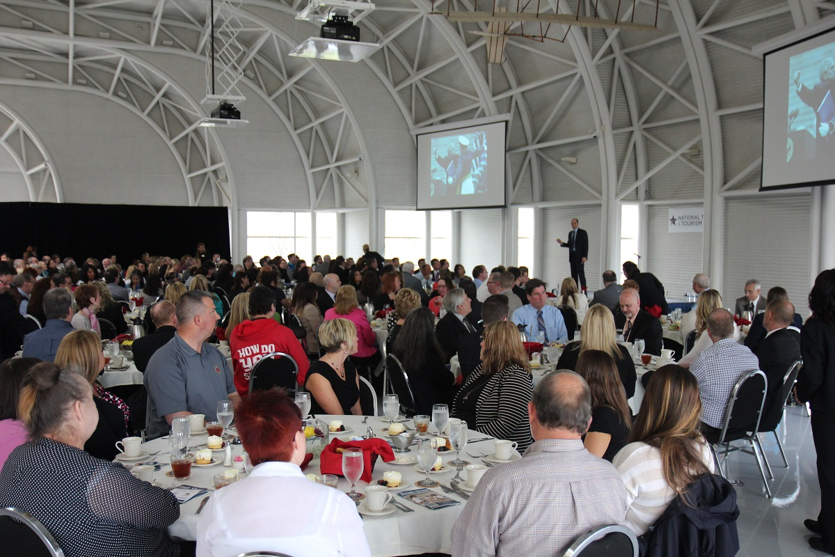 South Shore Convention and Visitors Authority Tourism Luncheon to Take Place on May 4, 2016