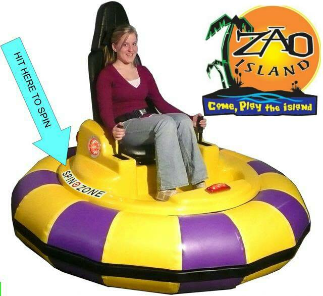 Get Ready for a Bumpy Ride at Zao Island!