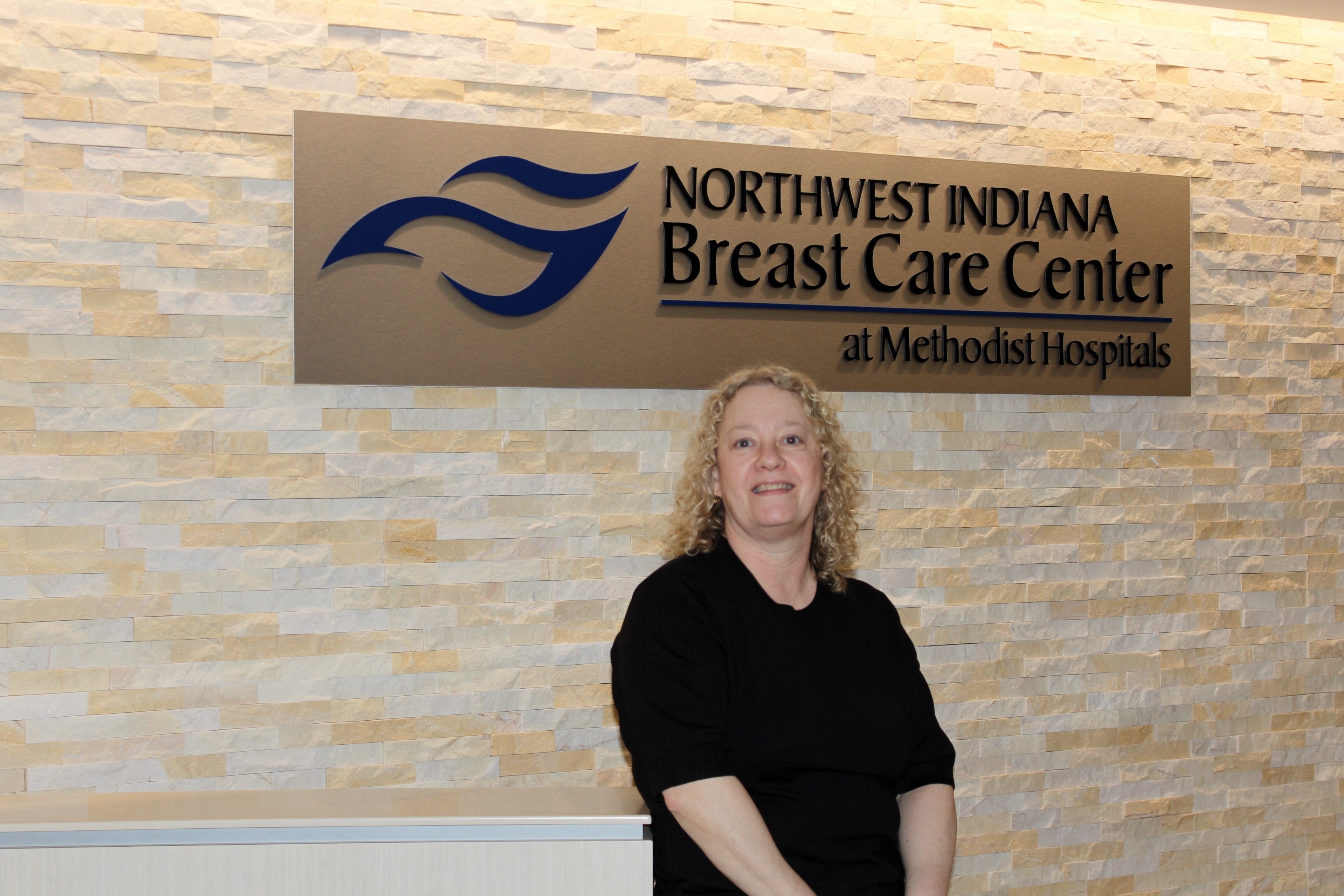 Pam Daly Loves the Innovative Nature of Northwest Indiana Breast Care Center at Methodist Hospitals
