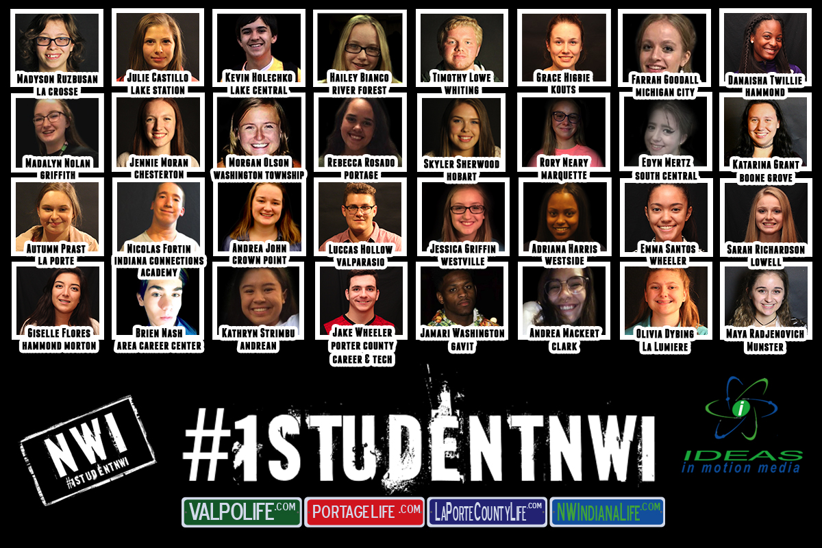 The #1StudentNWI Program Shares Great News From Northwest Indiana High Schools