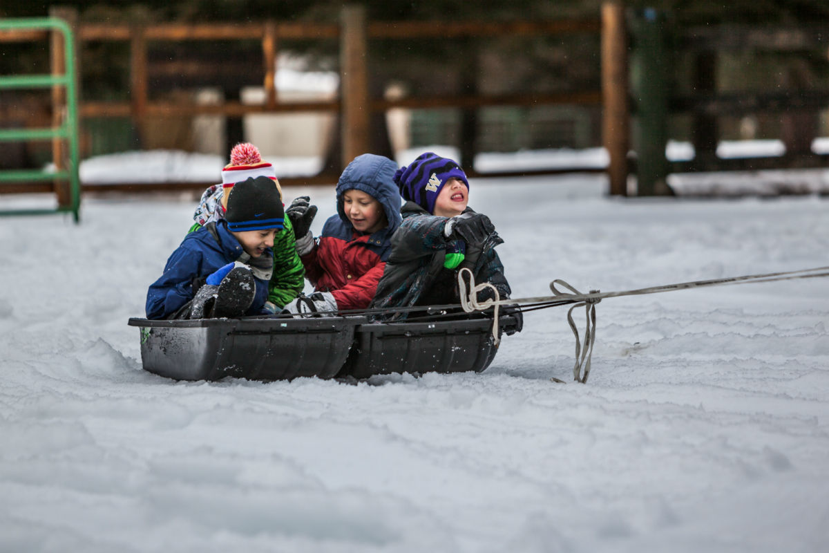 10 Things to do with the Kids During Winter Break
