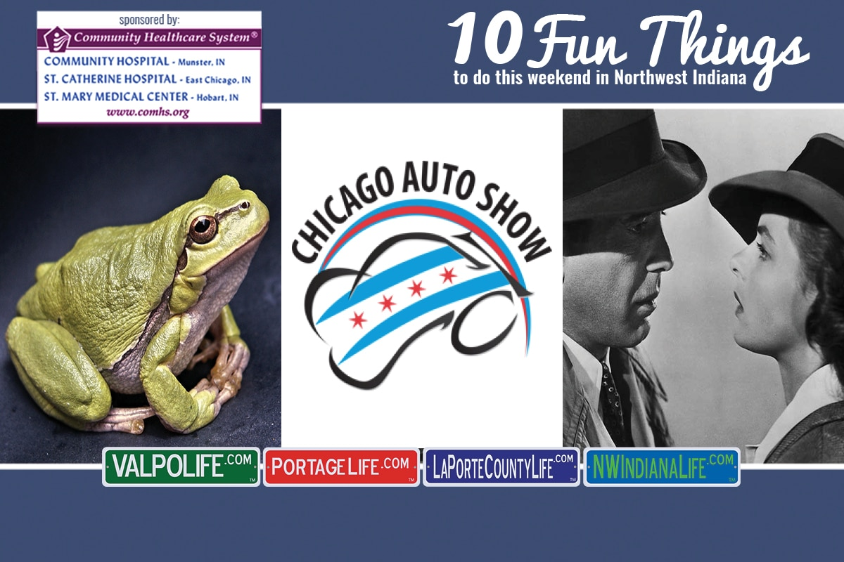 10 Fun Things to Do This Weekend in Northwest Indiana February 8 – 10, 2019