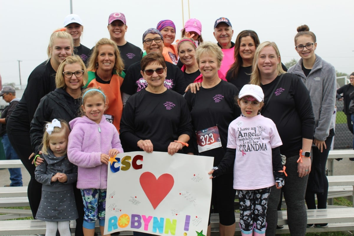 Cancer Survivors and Families Shine at the Cancer Resource Centre's 15th Annual Unite & Fight Walk & 5K Run