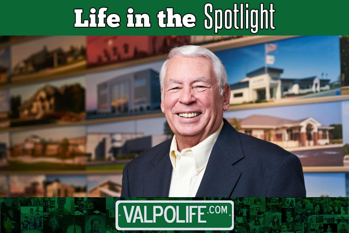 A Valpo Life in the Spotlight: Pete Peuquet