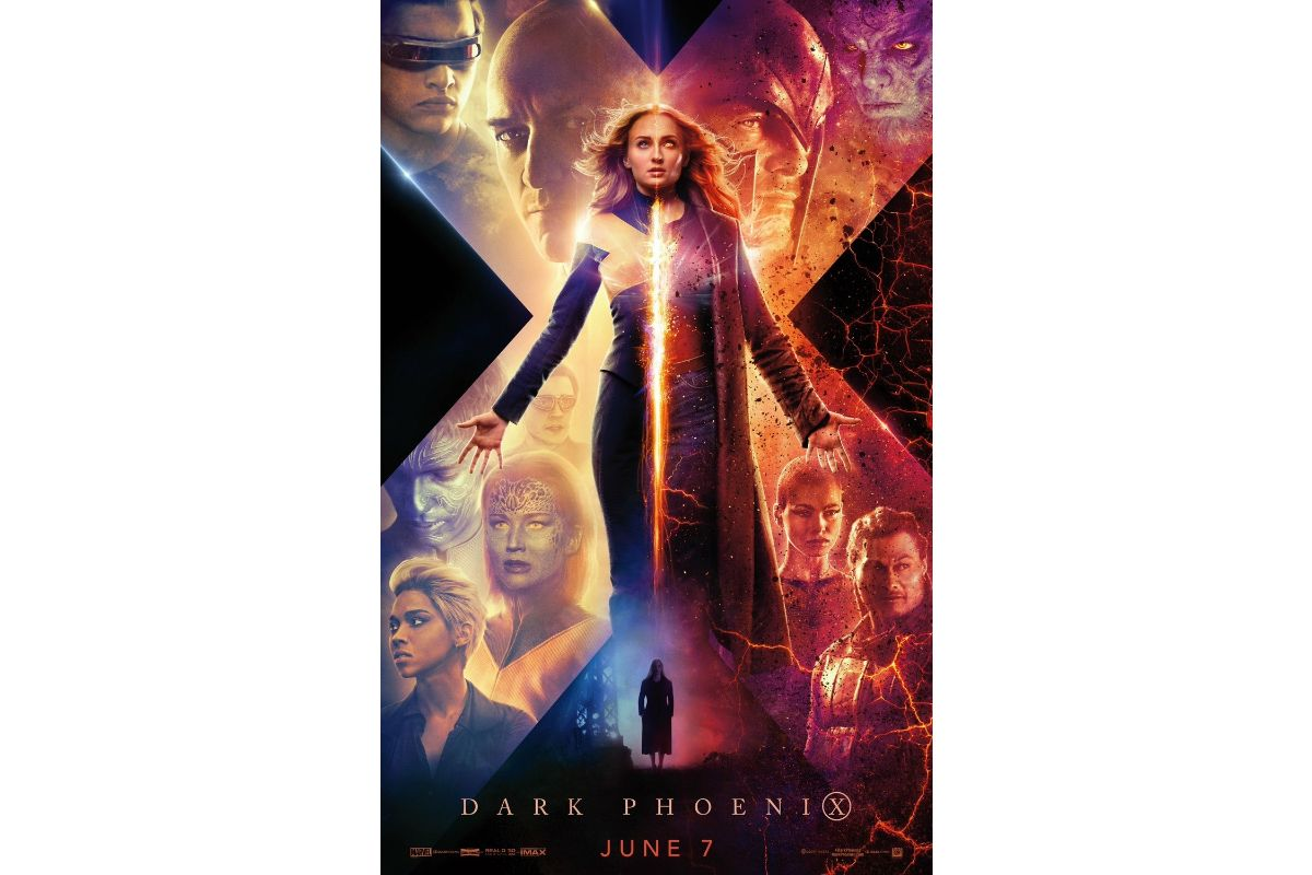 X-Men: Dark Phoenix flies into theaters as a curtain call to this story arc