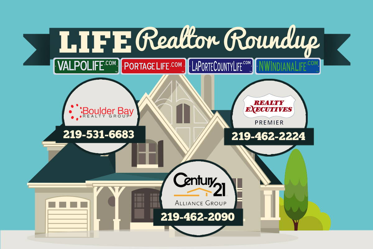 NWI Realty Roundup: April Makes a Great Month to Relax on Your Spring Porches