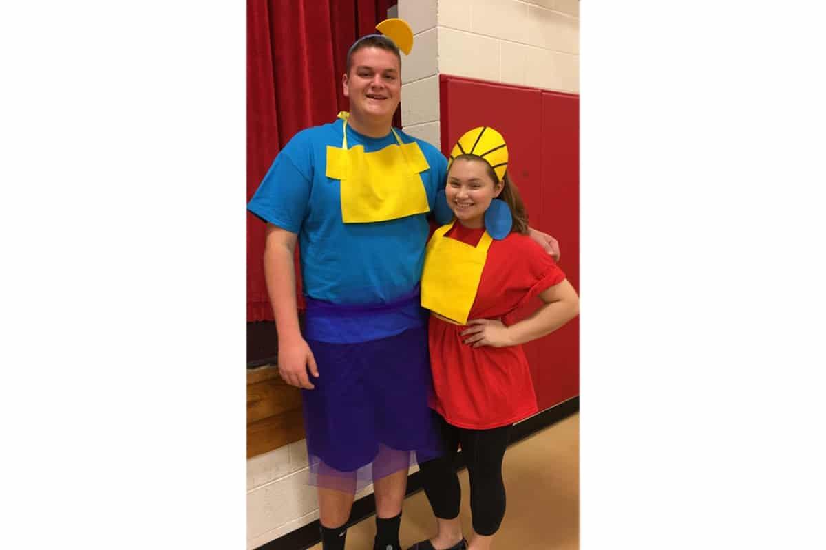 #1StudentNWI: Washington Township Spreads the Spirit of Halloween