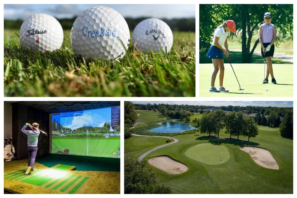 The Valpo Parks Golfing Experience