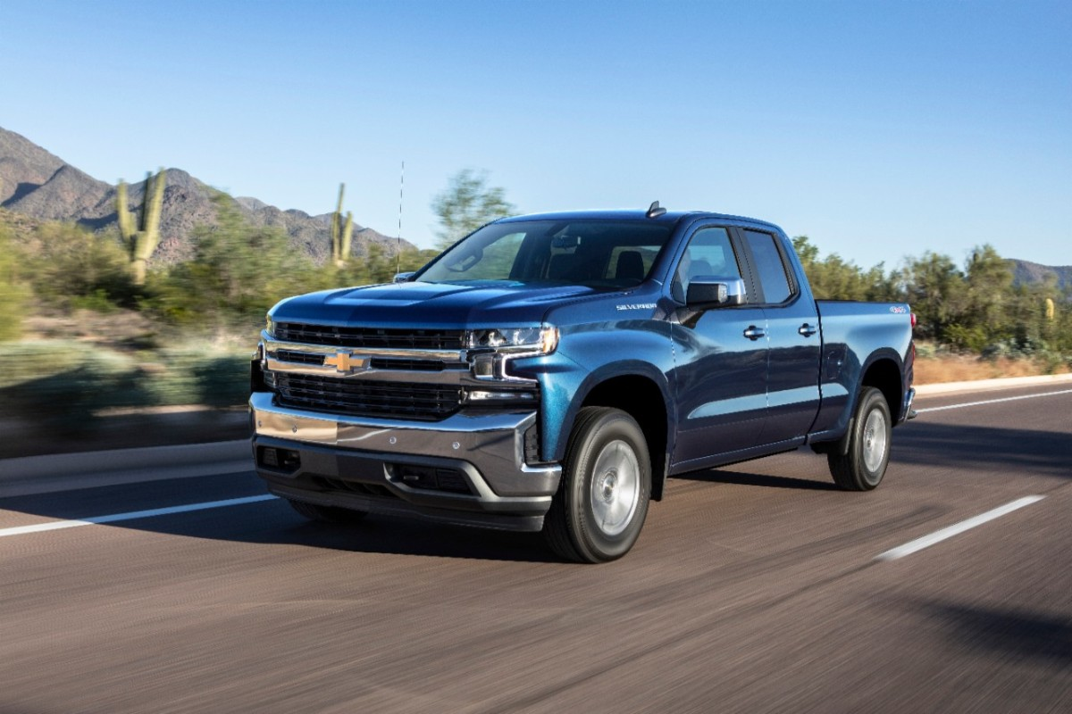 The 2019 Chevy Silverado is an Evolution of a Modern Classic