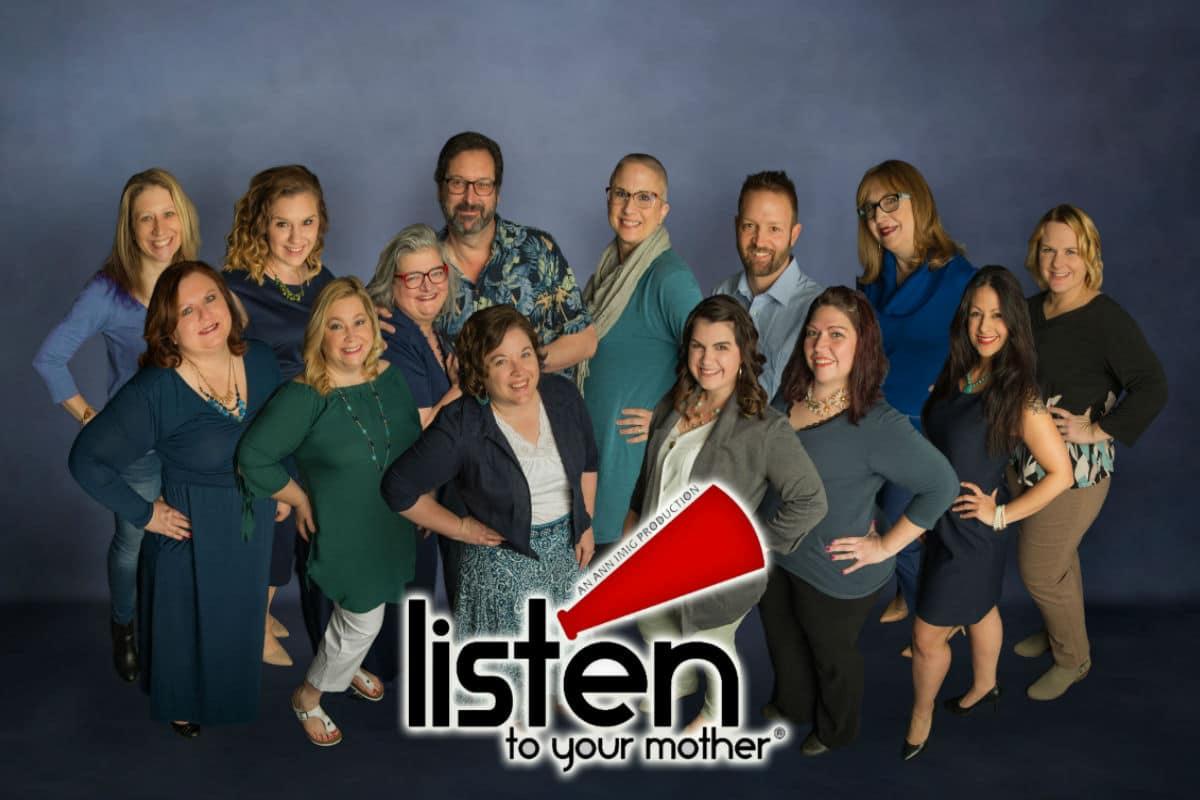 A sneak peek of Listen to Your Mother