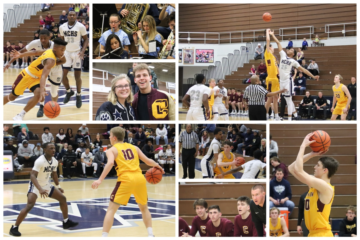 Neighboring Rivals Clash at Chesterton and Michigan City's Boys Basketball Game
