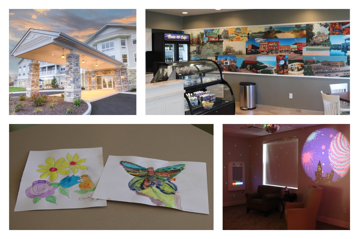 Residences at Coffee Creek individualizes memory care