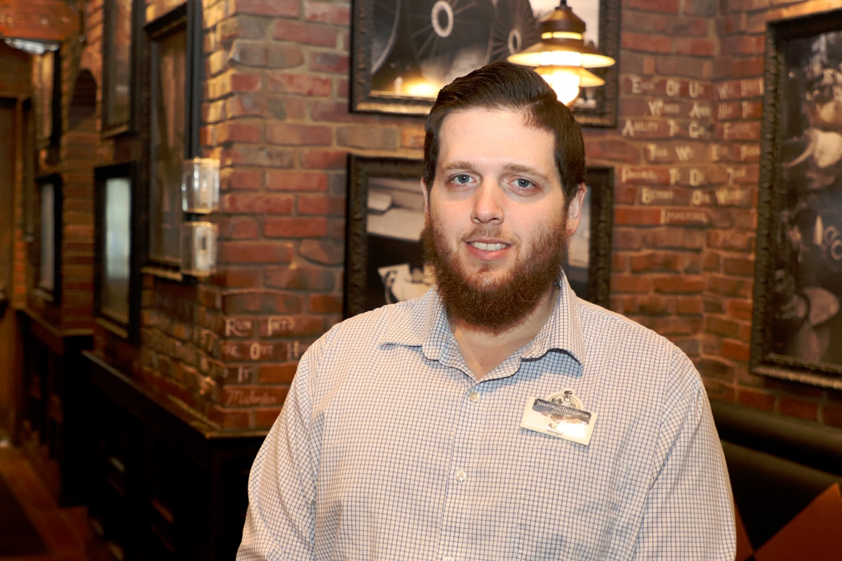 An Industrial Revolution Employee Spotlight: Andrew Kalinowski
