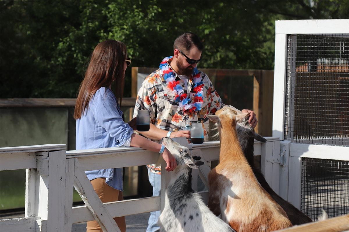 Washington Park Zoo hosts Brew at the Zoo