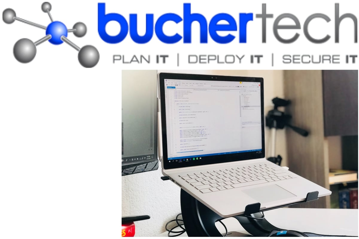 Buchertech keeps your business and data safe as your expert advisor