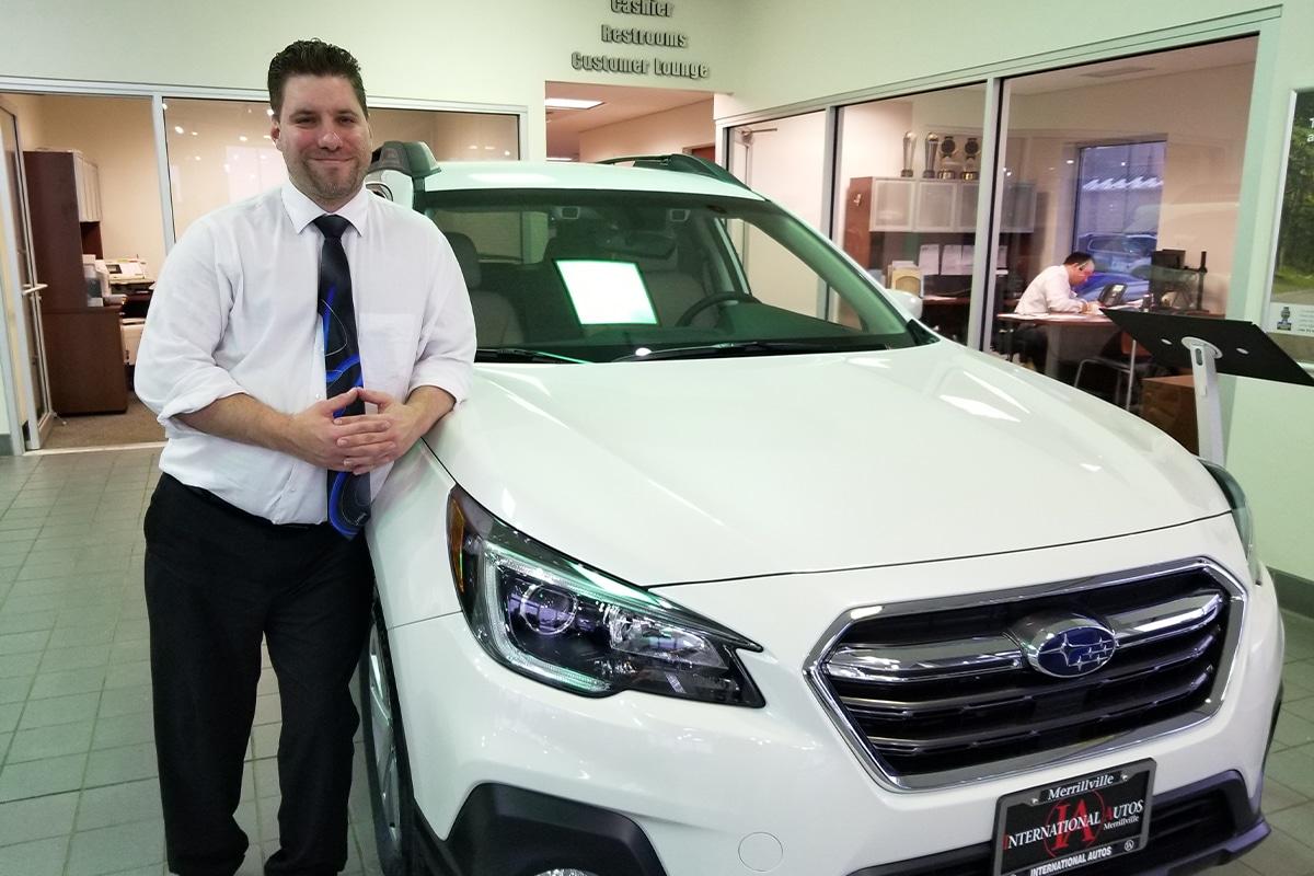International Subaru of Merrillville Employee Spotlight: Chris Sheets