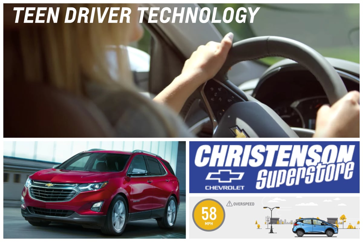Christenson Chevy Superstore offers safe driving options to Region teens