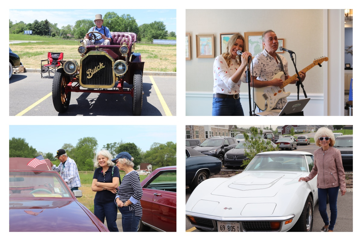 Residences at Coffee Creek Showcases Vintage Cars, Good Clean Fun, and Food