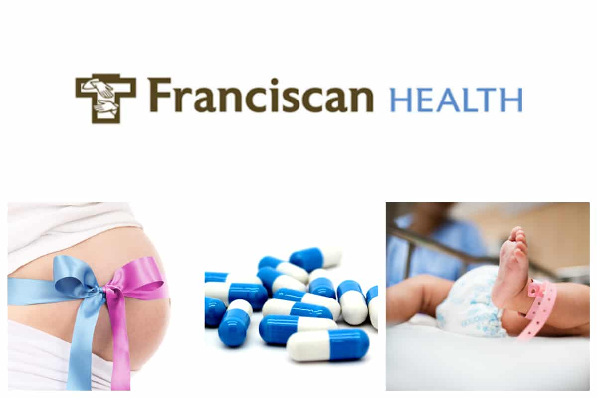 Francisan Health's Grace Project helps change lives of mothers and infants